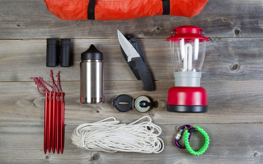 small-overland-gear items